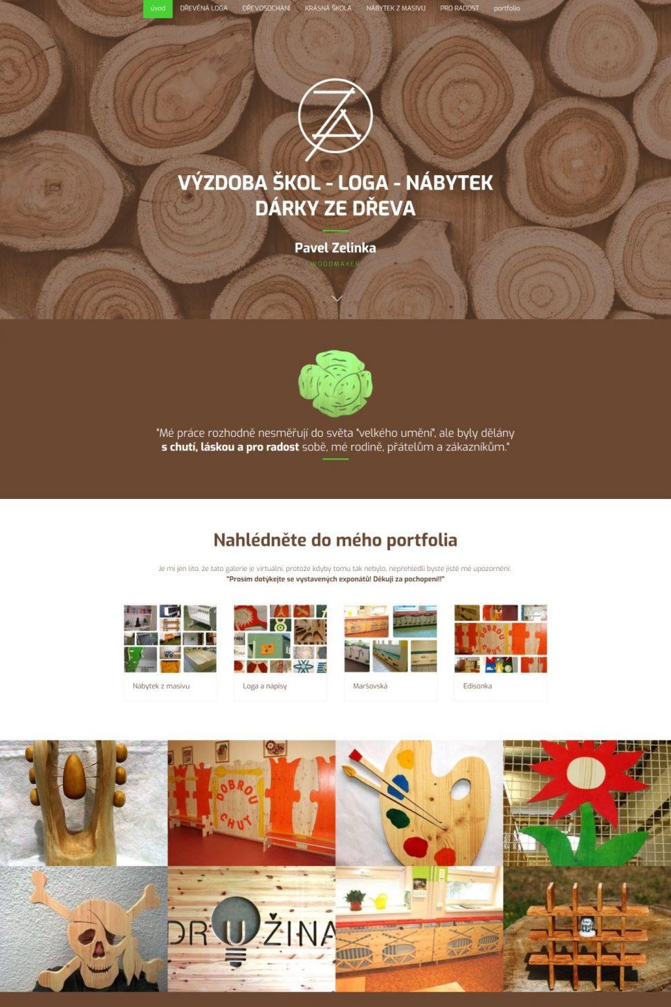 Woodmaker | Pavel Zelinka | Teplice